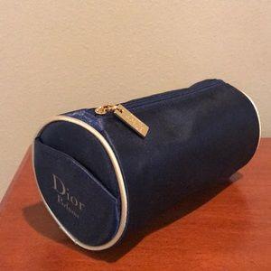 New Dior Satin Cosmetic Bag